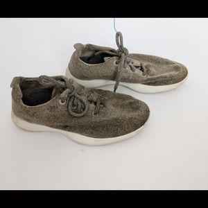 All birds tui tan wool sneakers sz 8